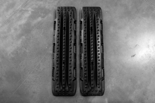 RototraX Traction Boards BLACK