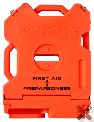 First Aid+Preparedness EMPTY
